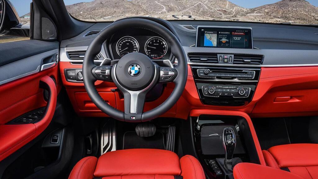 BMW X2 M35i thể thao mạnh mẽ lộ diện - Hình 7