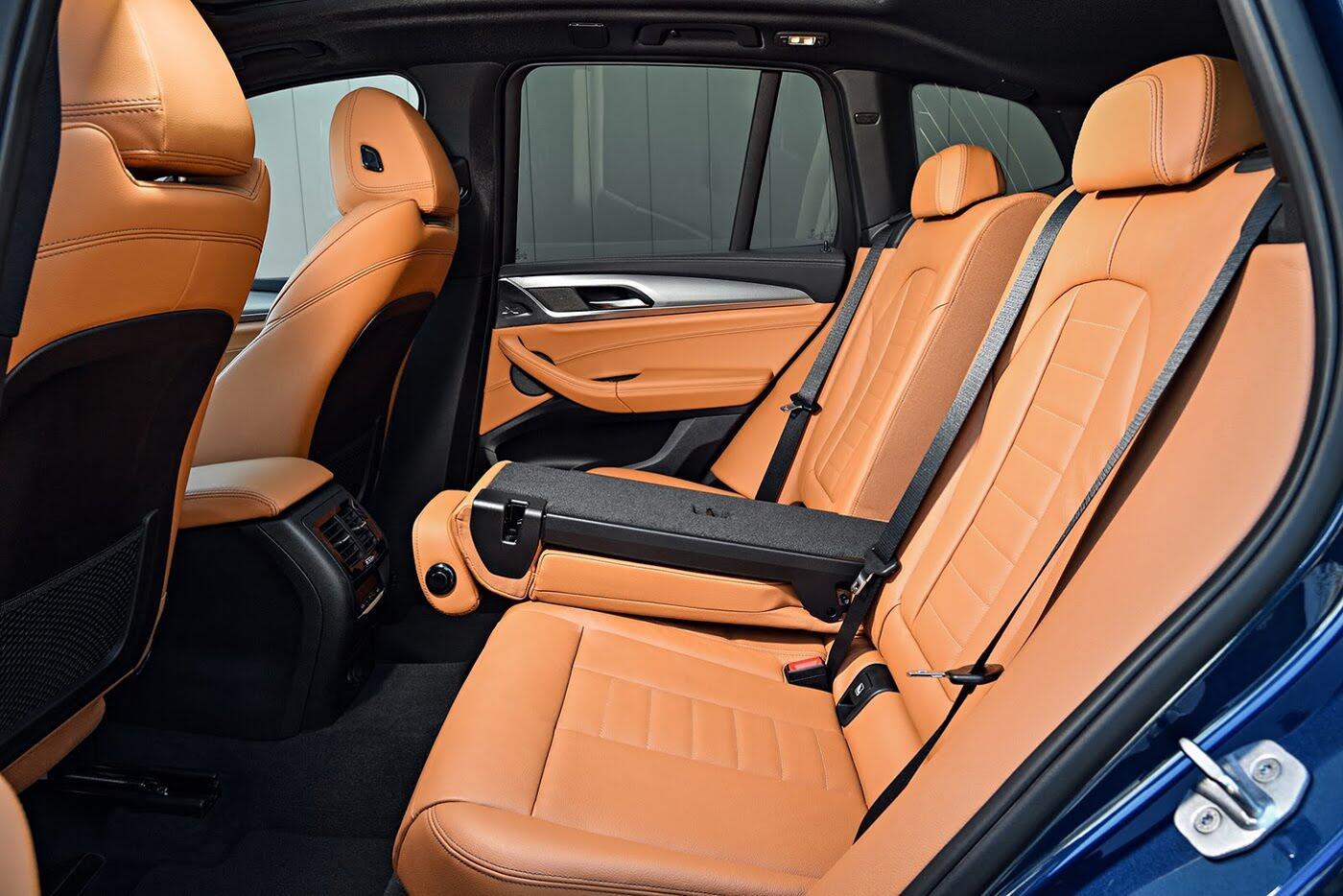 BMW X3 2018 chính thức trình làng, thêm nhiều trang bị mới - Hình 10
