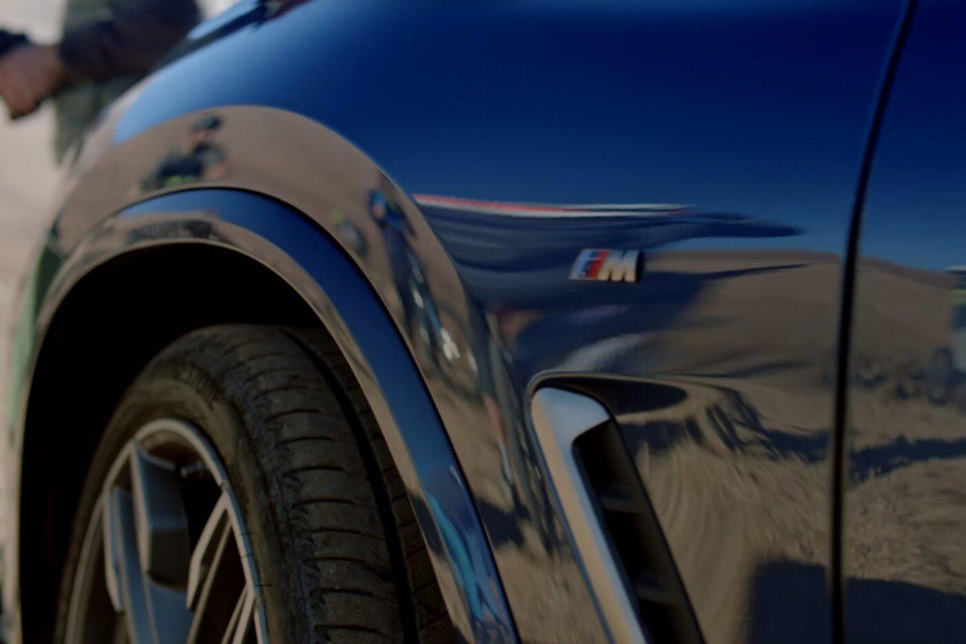 BMW X3 2018 hé lộ những hình ảnh chính thức đầu tiên - Hình 4