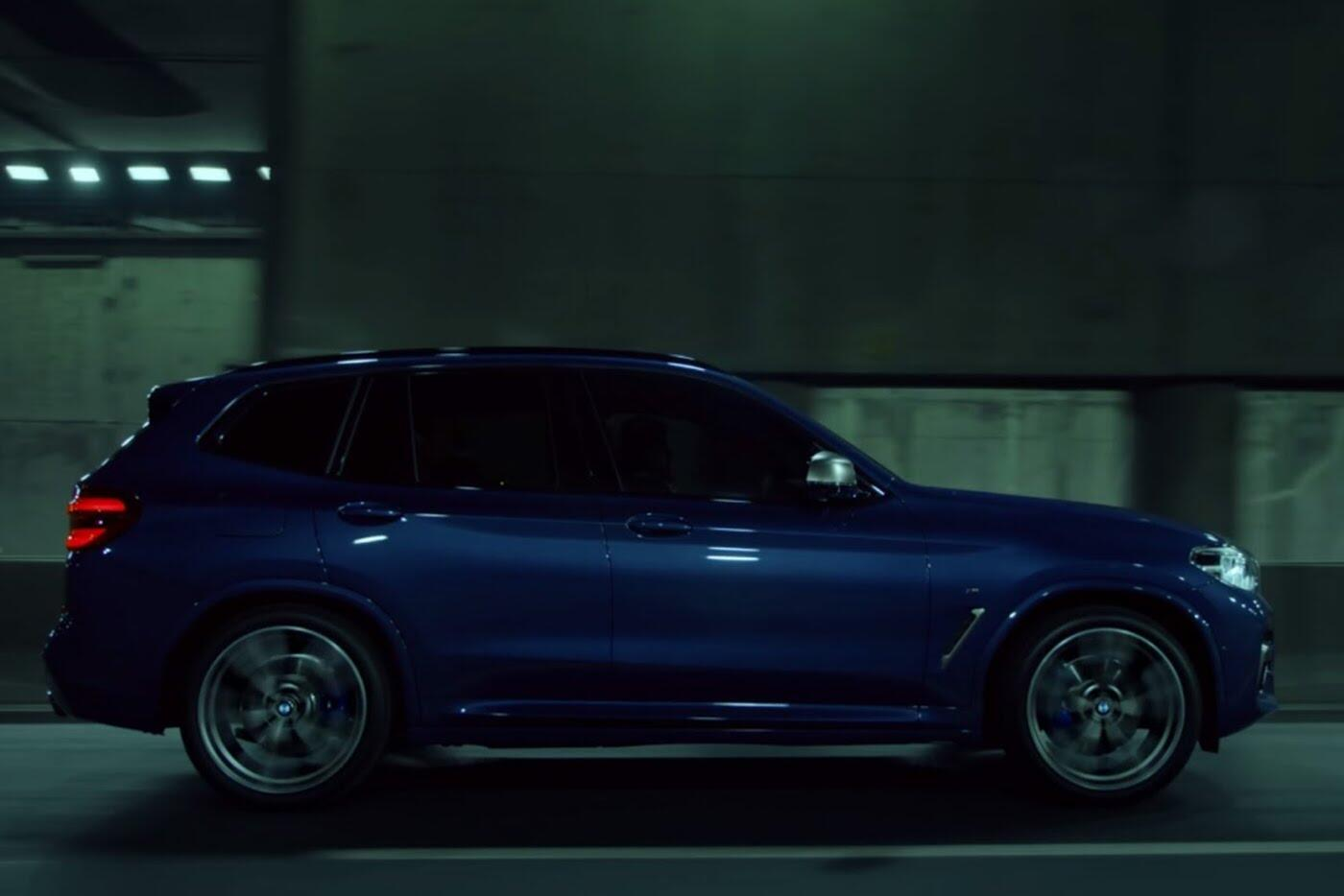BMW X3 2018 hé lộ những hình ảnh chính thức đầu tiên - Hình 6
