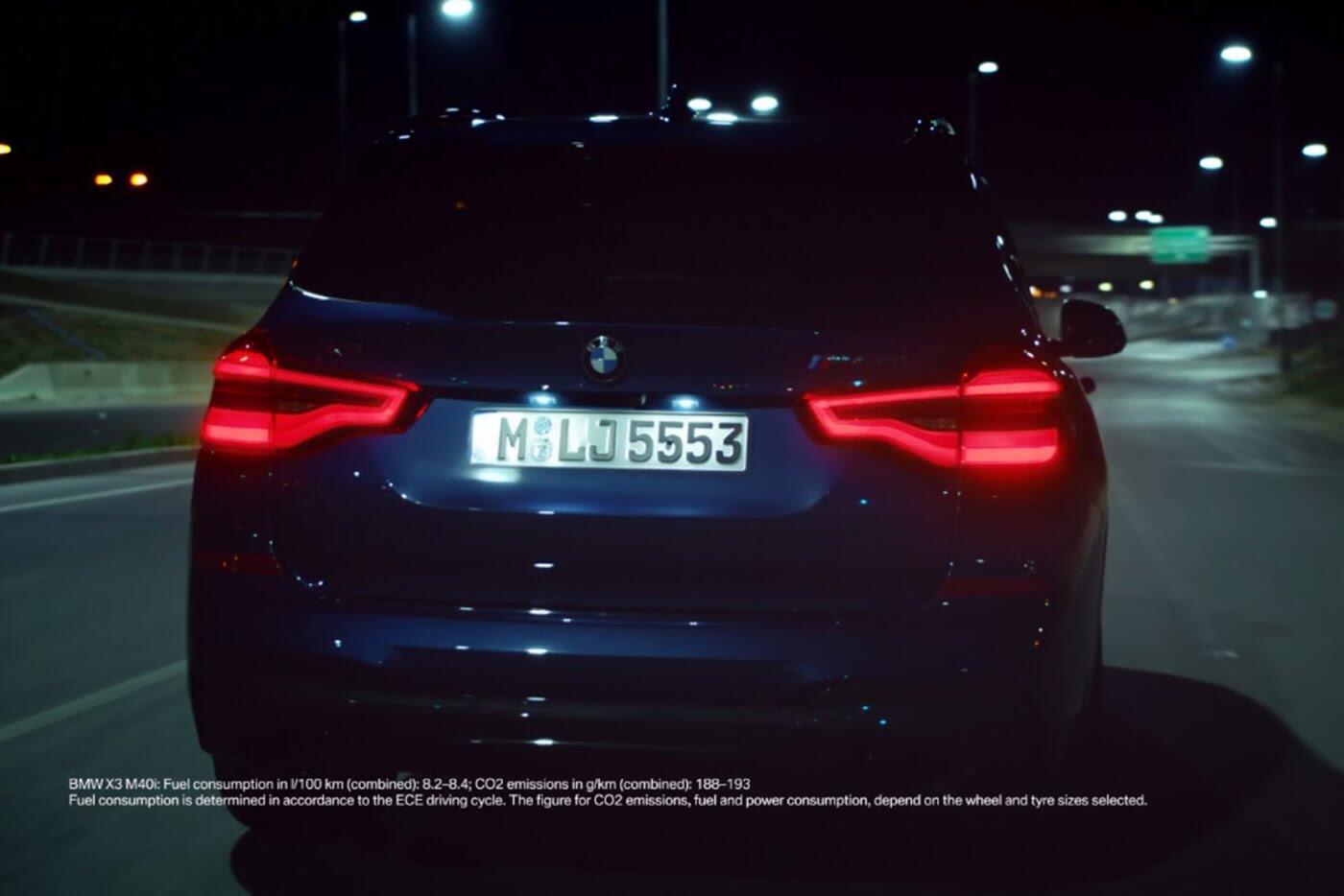 BMW X3 2018 hé lộ những hình ảnh chính thức đầu tiên - Hình 7