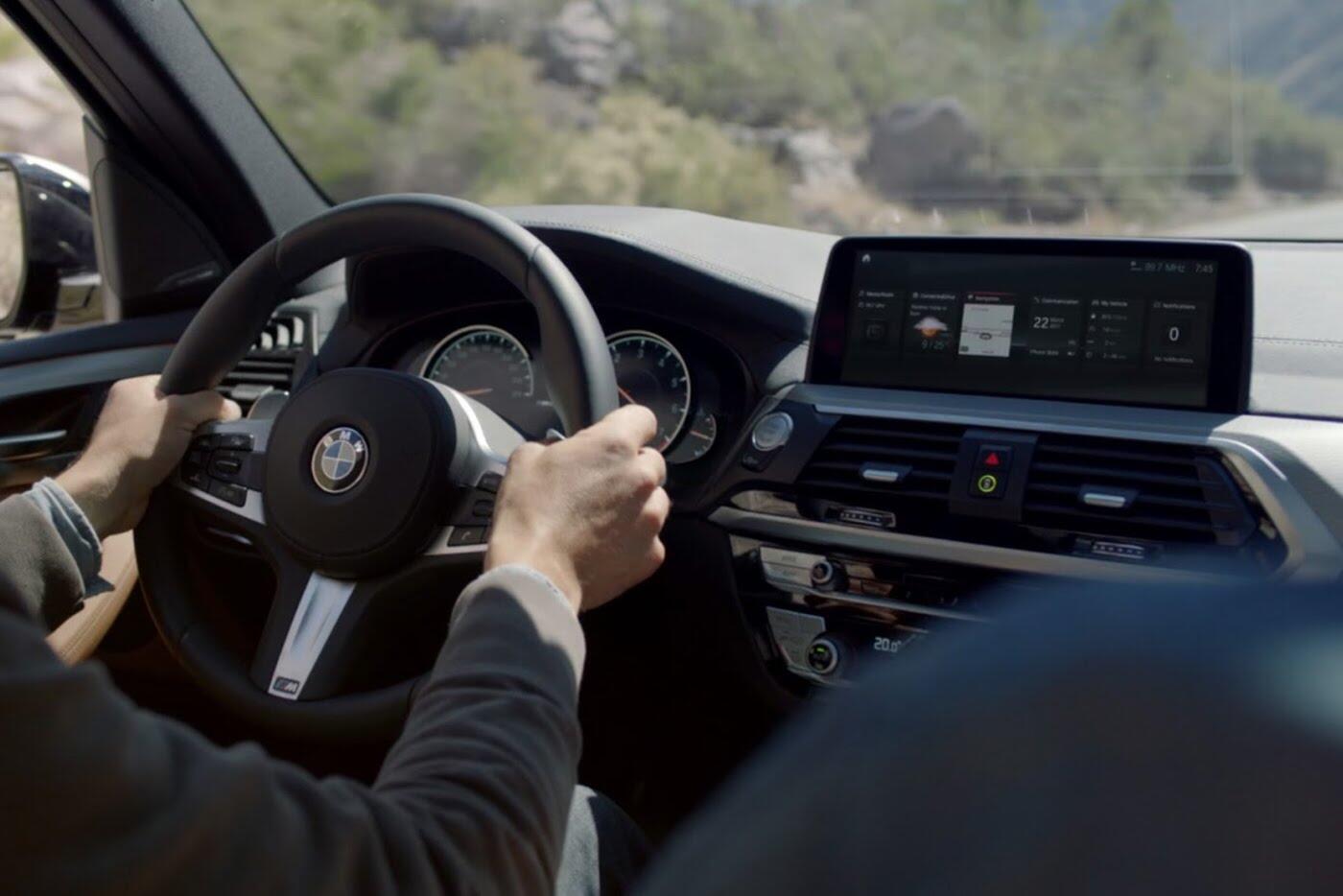BMW X3 2018 hé lộ những hình ảnh chính thức đầu tiên - Hình 8