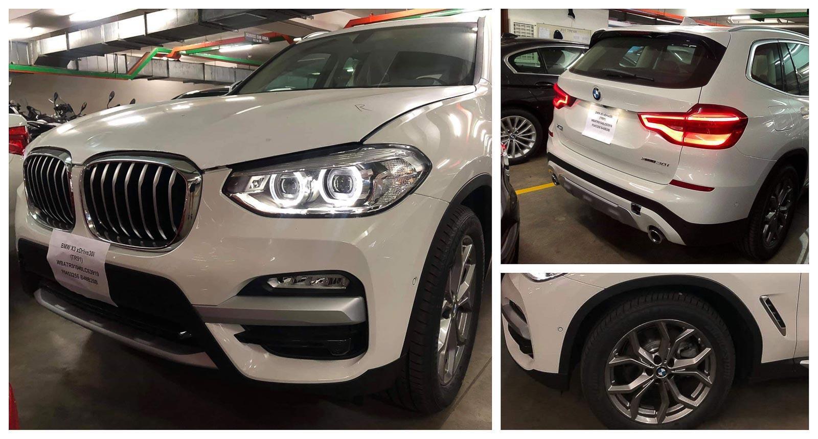 BMW X3 2019 đã về tới Việt Nam, tăng giá hơn nửa tỷ đồng - Hình 1