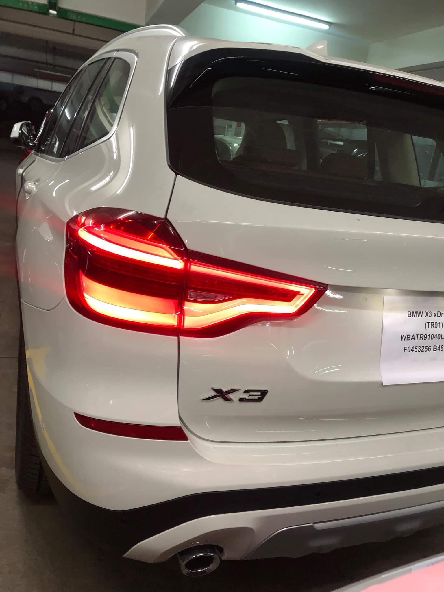 BMW X3 2019 đã về tới Việt Nam, tăng giá hơn nửa tỷ đồng - Hình 4