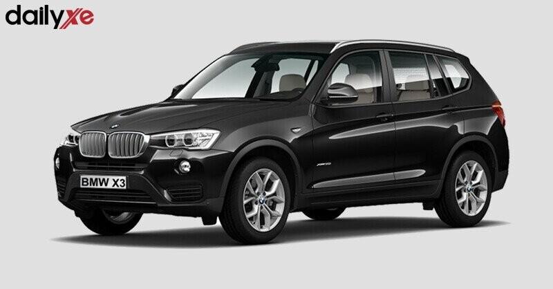 Tổng quan BMW X3