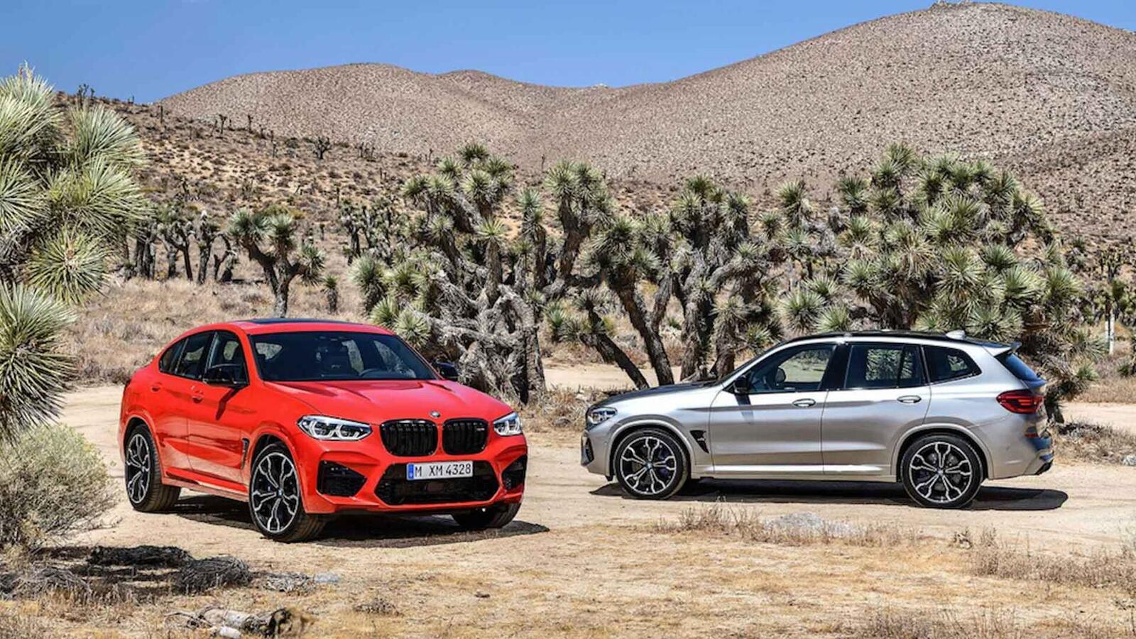 BMW X3 M và X4 M 2020 chính thức ra mắt: Mang trong mình sức mạnh từ 473 - 503 mã lực - Hình 1