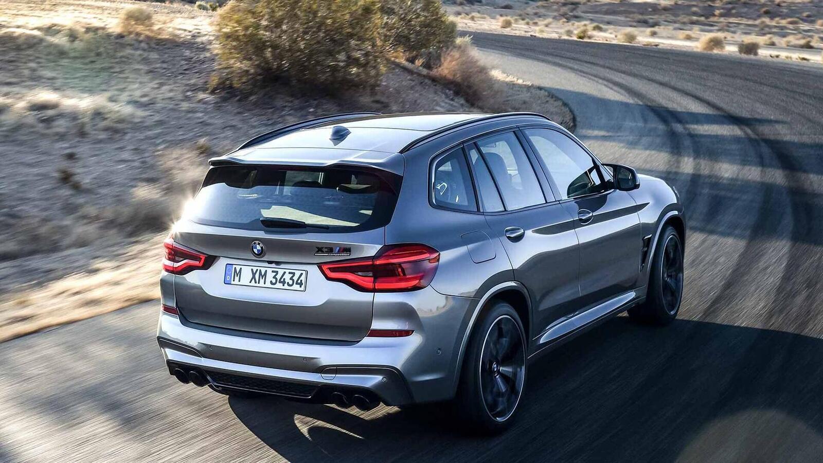 BMW X3 M và X4 M 2020 chính thức ra mắt: Mang trong mình sức mạnh từ 473 - 503 mã lực - Hình 15