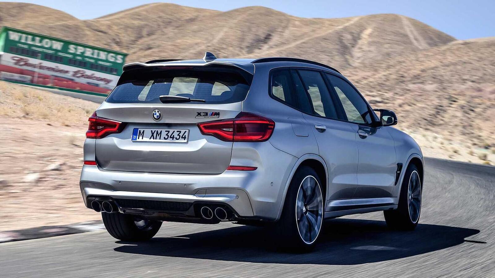 BMW X3 M và X4 M 2020 chính thức ra mắt: Mang trong mình sức mạnh từ 473 - 503 mã lực - Hình 16