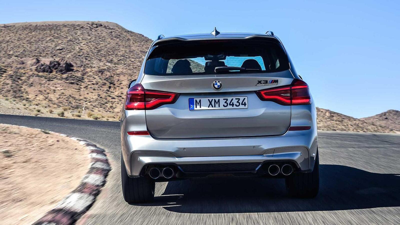 BMW X3 M và X4 M 2020 chính thức ra mắt: Mang trong mình sức mạnh từ 473 - 503 mã lực - Hình 17