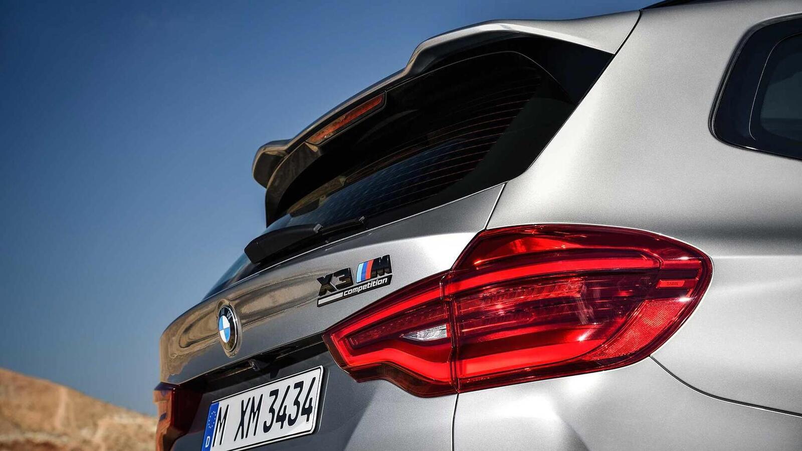 BMW X3 M và X4 M 2020 chính thức ra mắt: Mang trong mình sức mạnh từ 473 - 503 mã lực - Hình 18