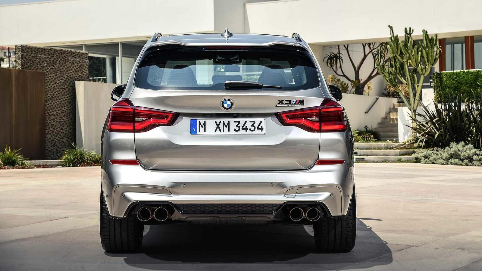 BMW X3 M và X4 M 2020 chính thức ra mắt: Mang trong mình sức mạnh từ 473 - 503 mã lực - Hình 19