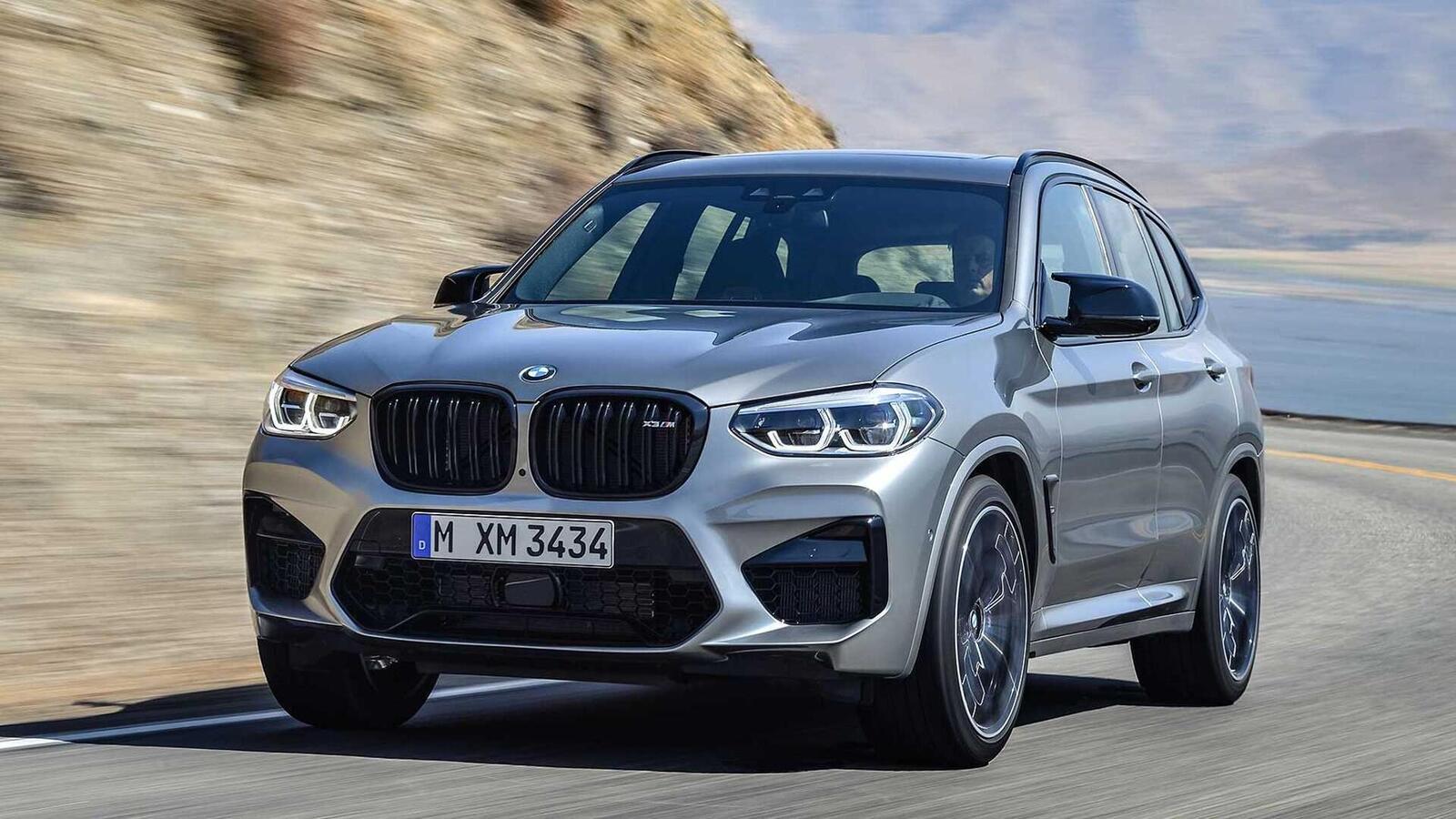 BMW X3 M và X4 M 2020 chính thức ra mắt: Mang trong mình sức mạnh từ 473 - 503 mã lực - Hình 2