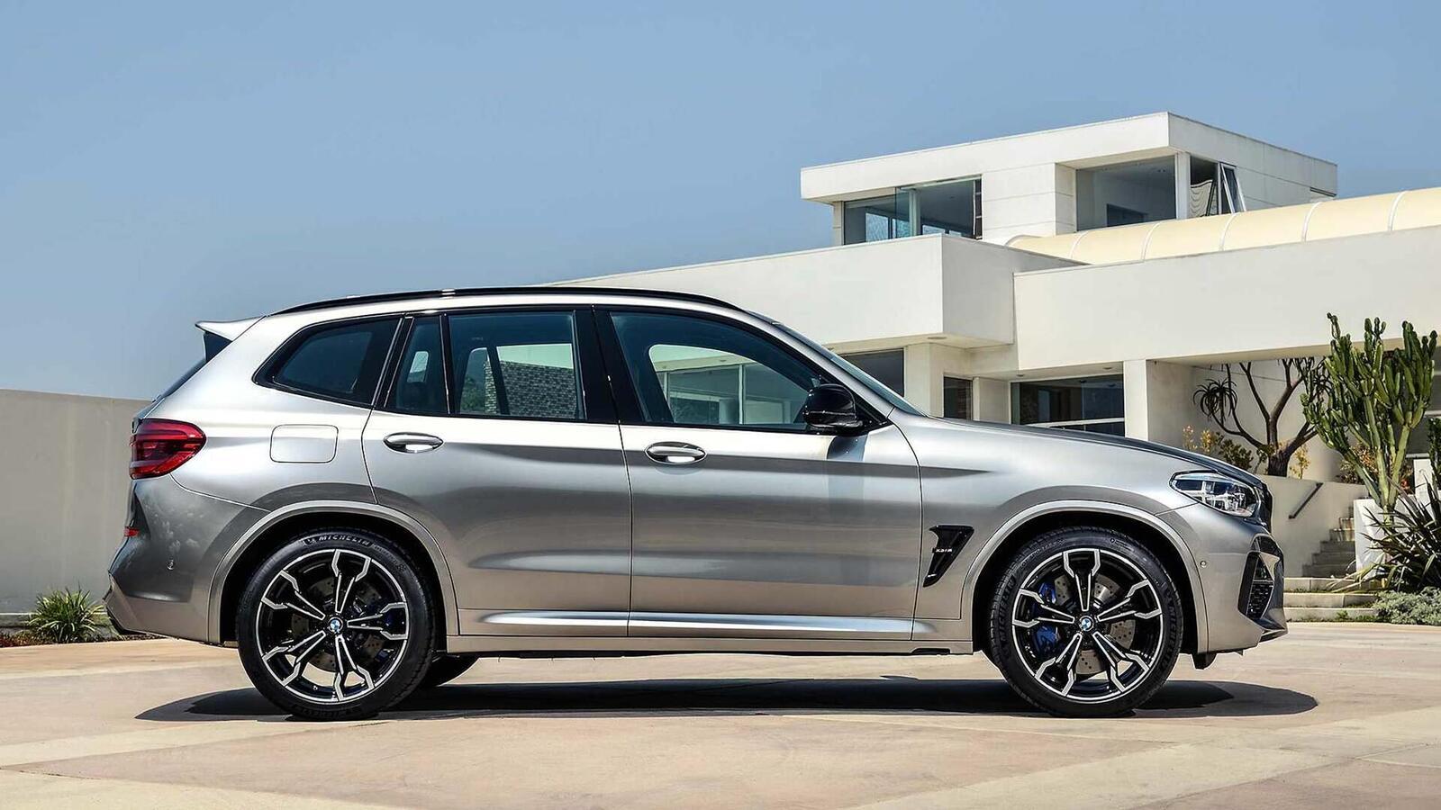 BMW X3 M và X4 M 2020 chính thức ra mắt: Mang trong mình sức mạnh từ 473 - 503 mã lực - Hình 20