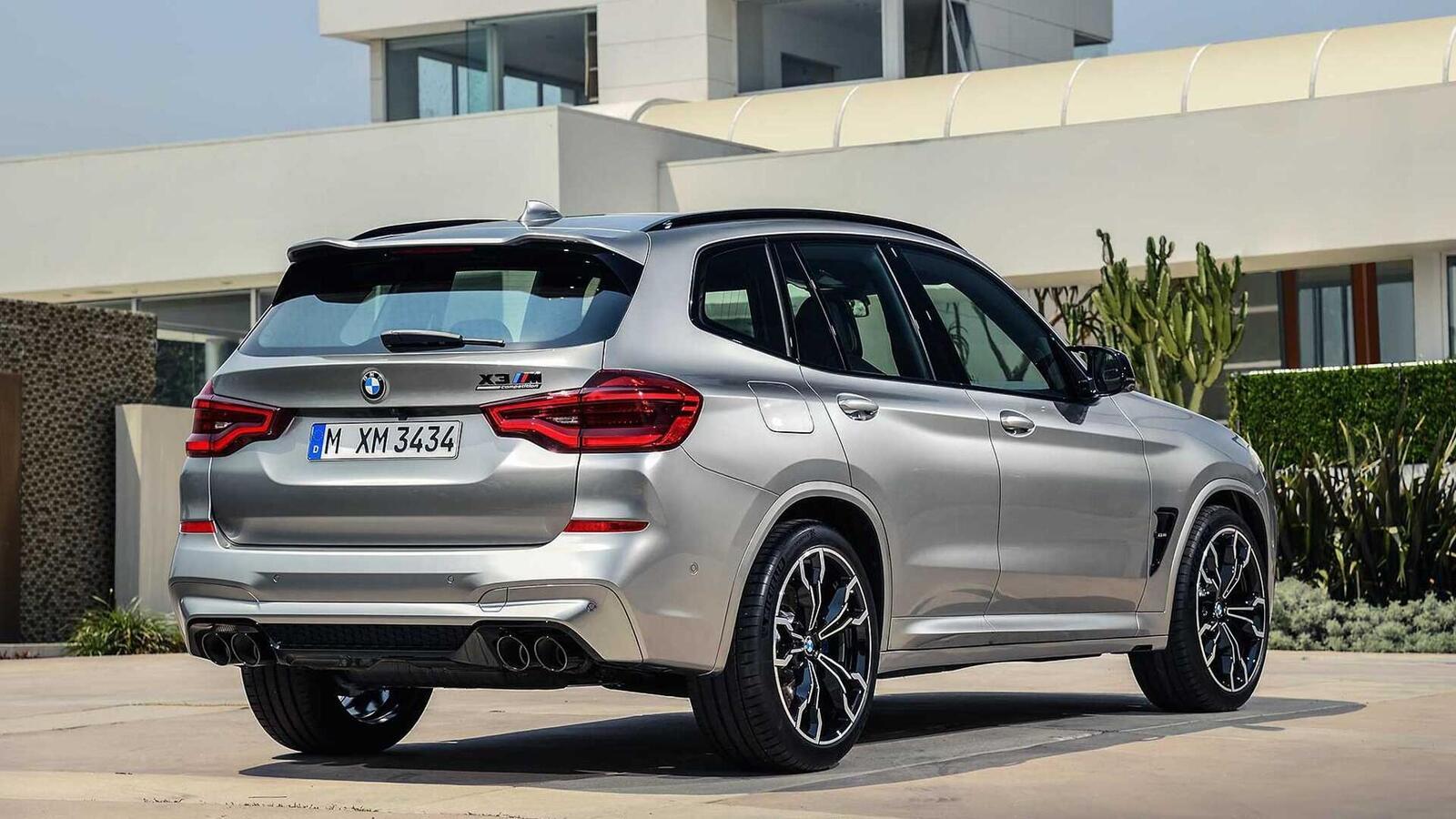 BMW X3 M và X4 M 2020 chính thức ra mắt: Mang trong mình sức mạnh từ 473 - 503 mã lực - Hình 21