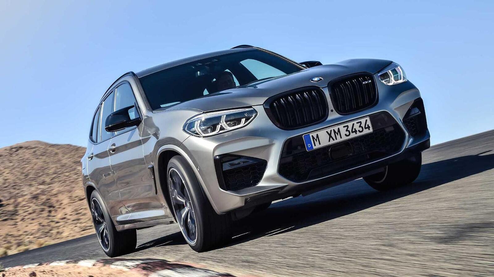 BMW X3 M và X4 M 2020 chính thức ra mắt: Mang trong mình sức mạnh từ 473 - 503 mã lực - Hình 3