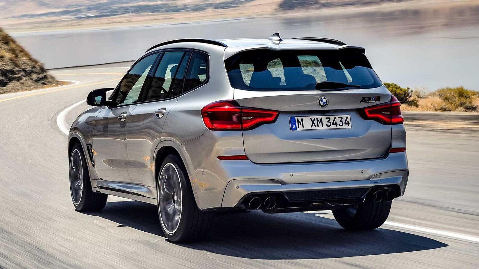 BMW X3 M và X4 M 2020 chính thức ra mắt: Mang trong mình sức mạnh từ 473 - 503 mã lực - Hình 4