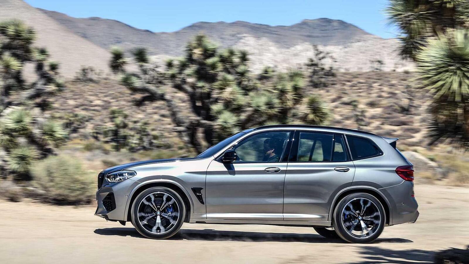 BMW X3 M và X4 M 2020 chính thức ra mắt: Mang trong mình sức mạnh từ 473 - 503 mã lực - Hình 5