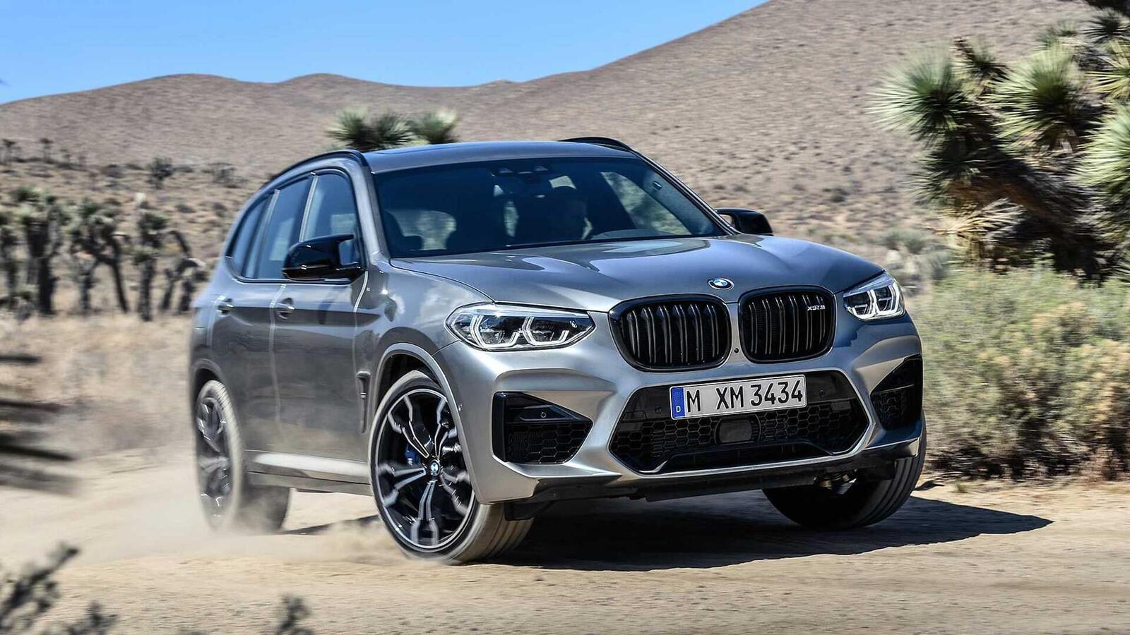 BMW X3 M và X4 M 2020 chính thức ra mắt: Mang trong mình sức mạnh từ 473 - 503 mã lực - Hình 6