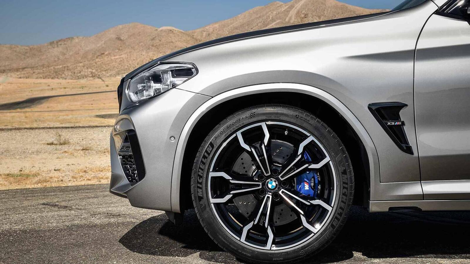 BMW X3 M và X4 M 2020 chính thức ra mắt: Mang trong mình sức mạnh từ 473 - 503 mã lực - Hình 7