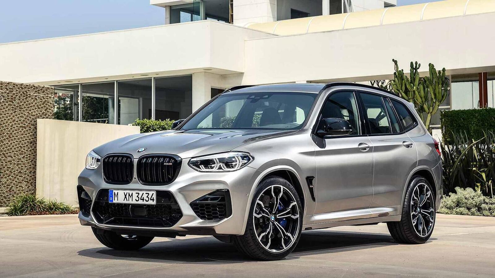 BMW X3 M và X4 M 2020 chính thức ra mắt: Mang trong mình sức mạnh từ 473 - 503 mã lực - Hình 8