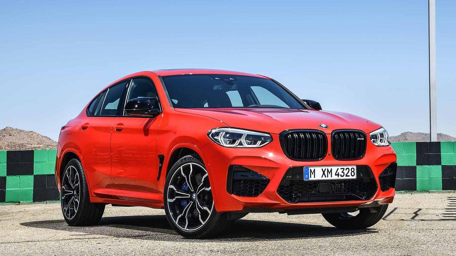 BMW X3 M và X4 M 2020 chính thức ra mắt: Mang trong mình sức mạnh từ 473 - 503 mã lực - Hình 9
