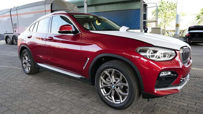 BMW X4 2019 thế hệ mới đã về đến Việt Nam