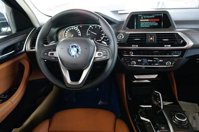 Nội thất BMW X4 thế hệ mới có nhiều cải tiến