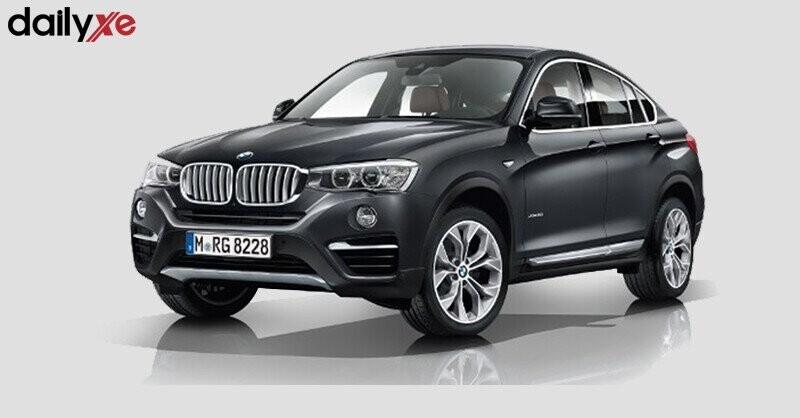 Tổng quan BMW X4