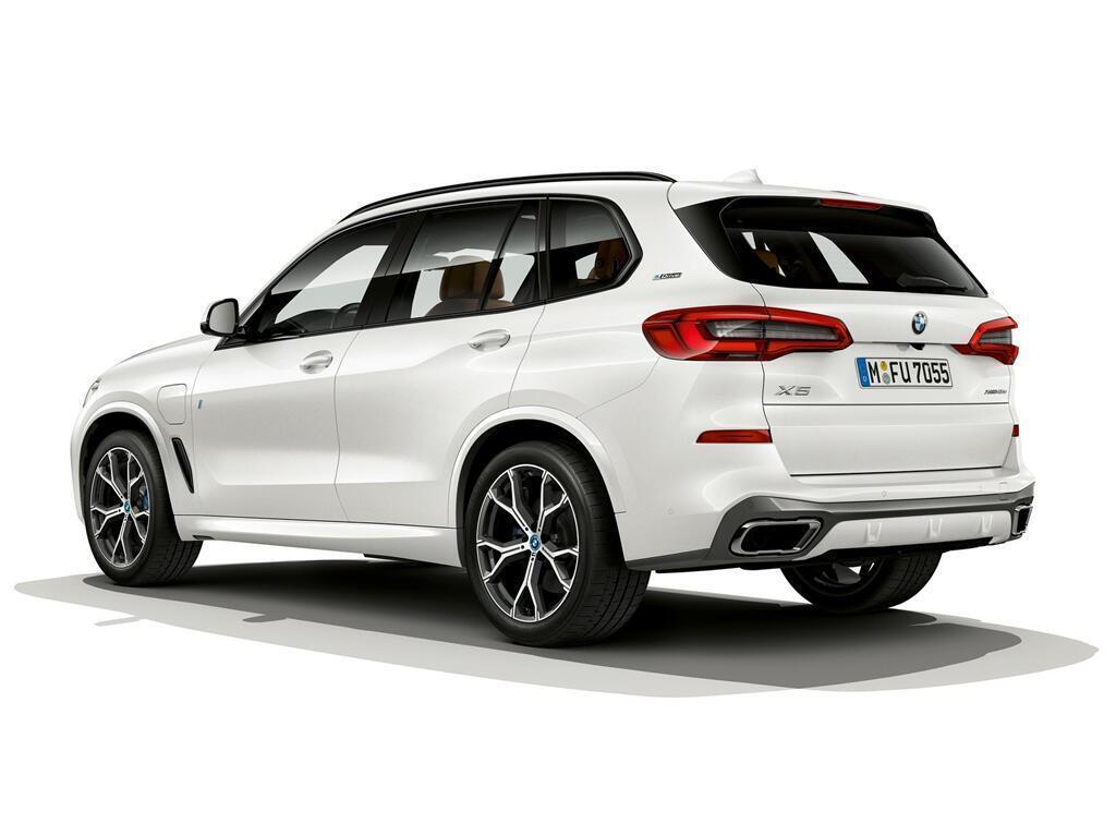BMW X5 2019 có bản hybrid mạnh hơn, ngốn 2,1 lít/100 km - Hình 2