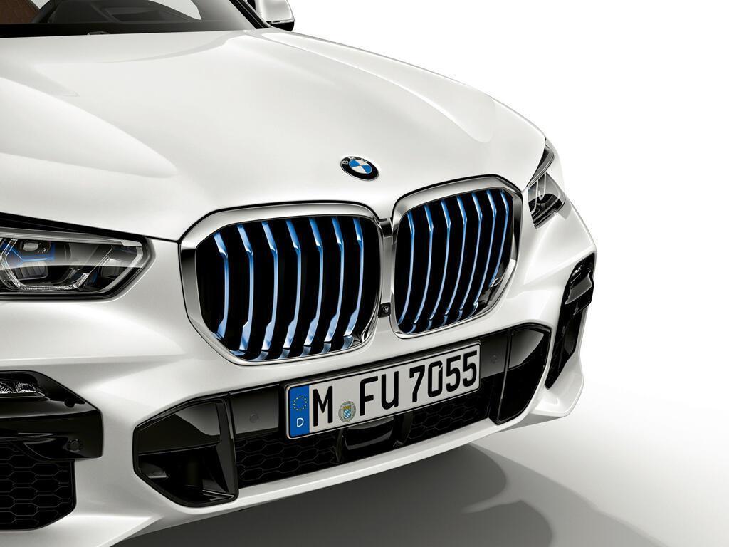 BMW X5 2019 có bản hybrid mạnh hơn, ngốn 2,1 lít/100 km - Hình 5