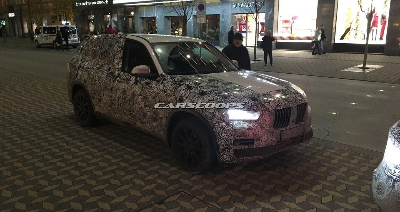 BMW X5 hoàn toàn mới và 8-Series Coupe lộ diện trên đường thử - Hình 1