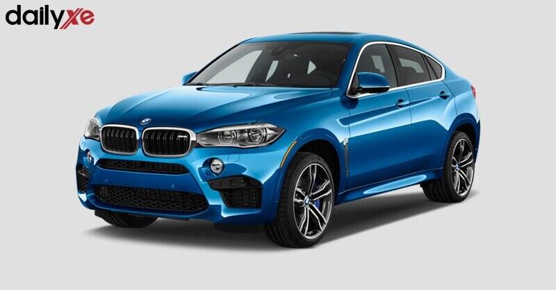 Tổng quan BMW X6