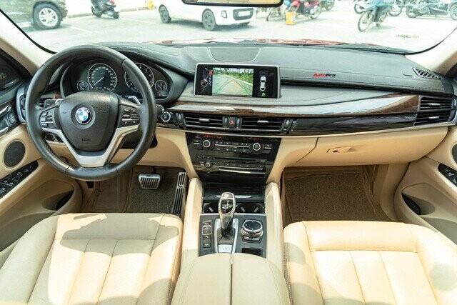 Hạ giá mùa Covid-19, BMW X6 bán lại chỉ hơn 2 tỷ đồng, rẻ ngang Mercedes-Benz GLC 200 mua mới - Ảnh 4.