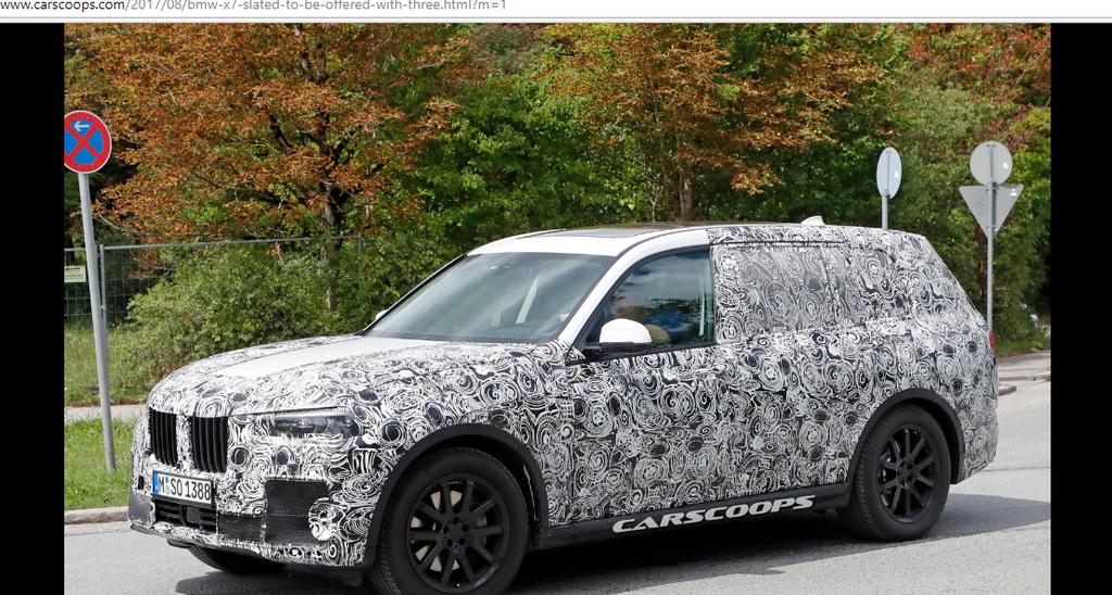 BMW X7 mới dự kiến sẽ được bán ra với ba lựa chọn động cơ - Hình 3
