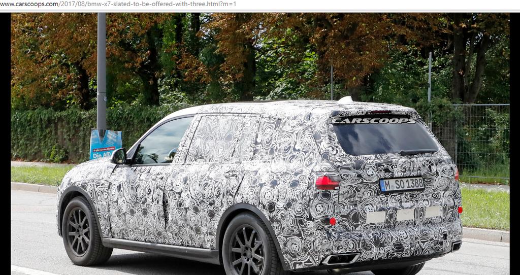 BMW X7 mới dự kiến sẽ được bán ra với ba lựa chọn động cơ - Hình 4