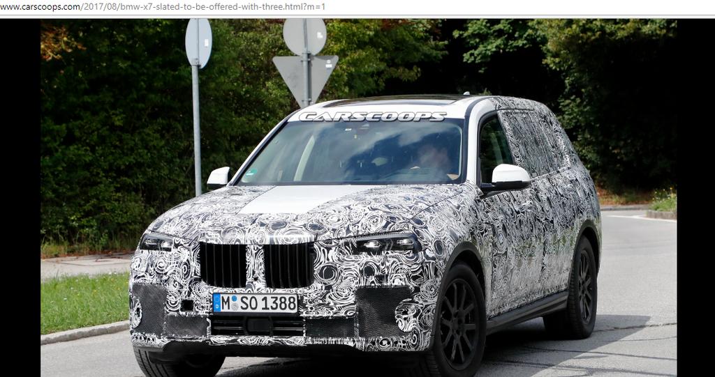 BMW X7 mới dự kiến sẽ được bán ra với ba lựa chọn động cơ - Hình 5