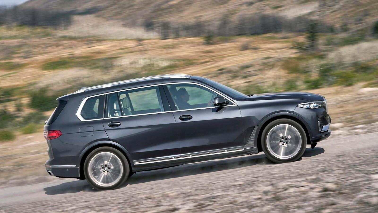 BMW X7 sắp bán tại Thái Lan; bản máy dầu M50d có giá 6,5 tỷ đồng - Hình 11