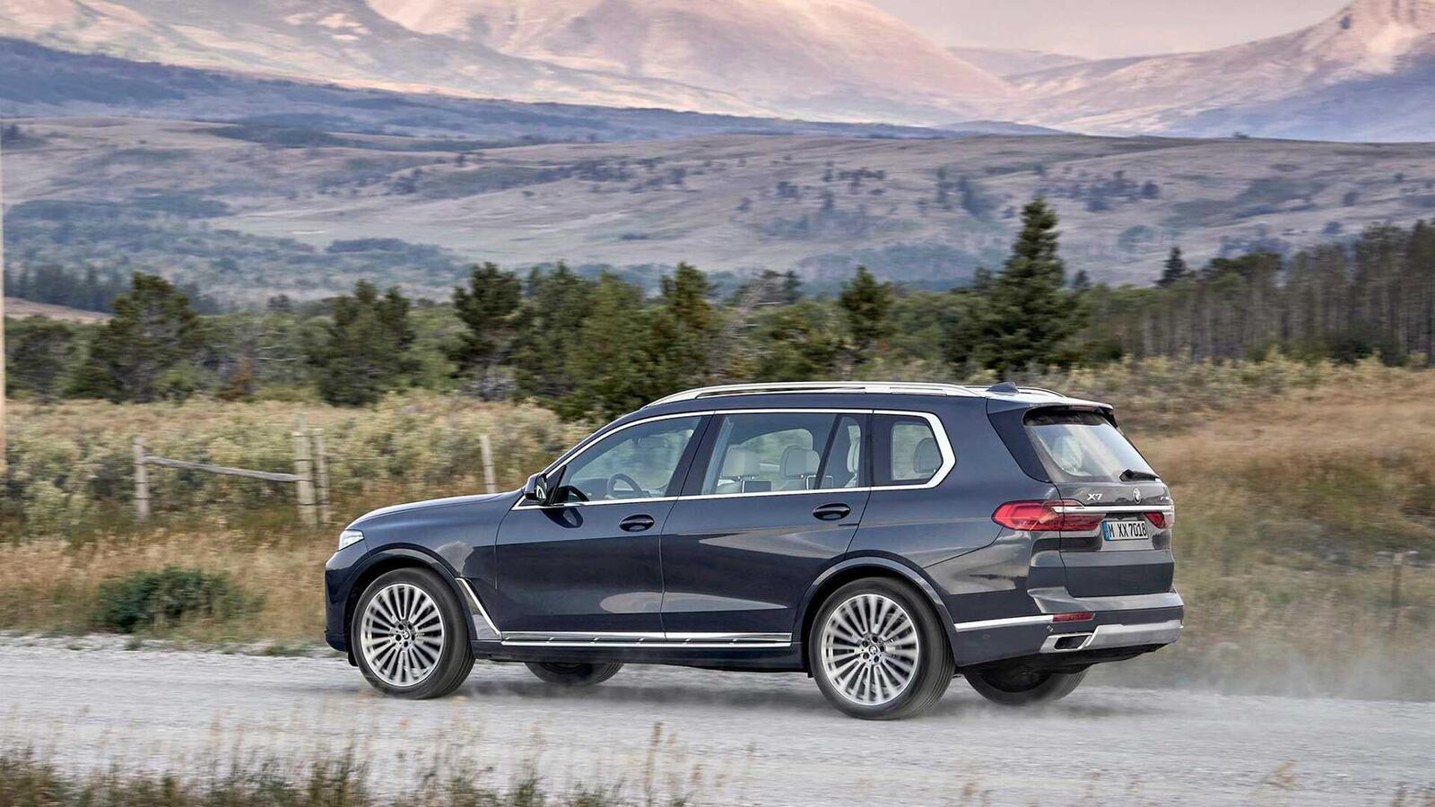 BMW X7 sắp bán tại Thái Lan; bản máy dầu M50d có giá 6,5 tỷ đồng - Hình 12