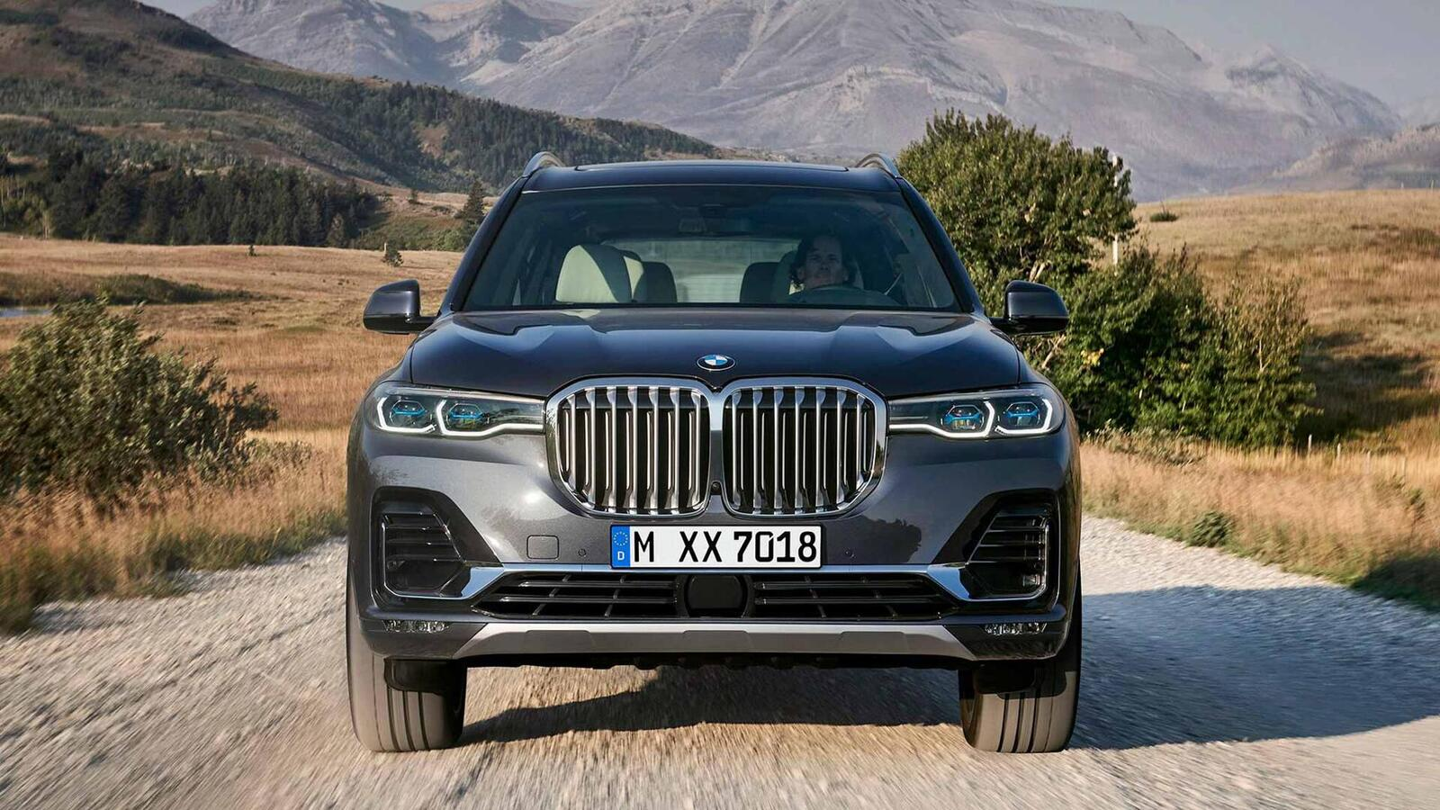 BMW X7 sắp bán tại Thái Lan; bản máy dầu M50d có giá 6,5 tỷ đồng - Hình 2