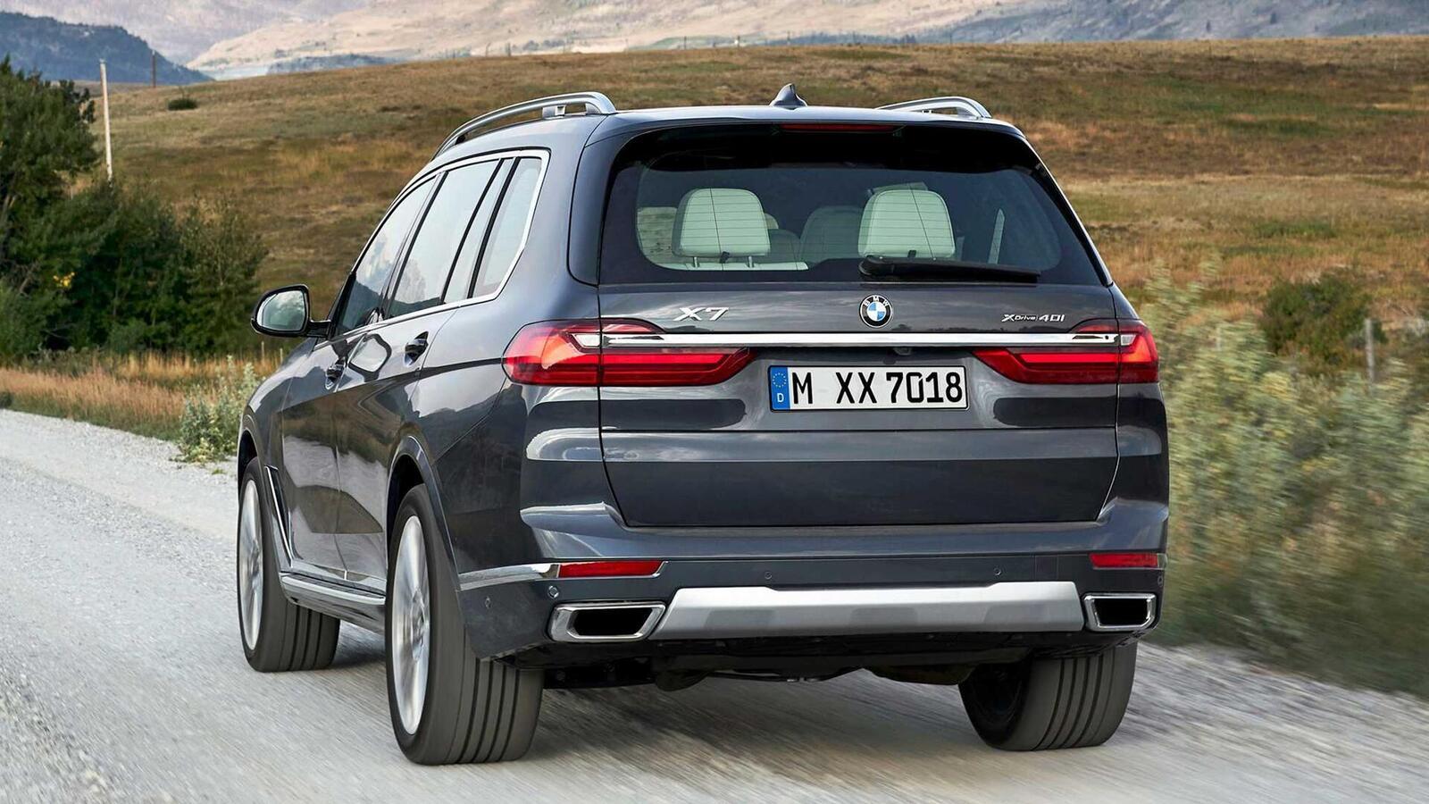 BMW X7 sắp bán tại Thái Lan; bản máy dầu M50d có giá 6,5 tỷ đồng - Hình 3