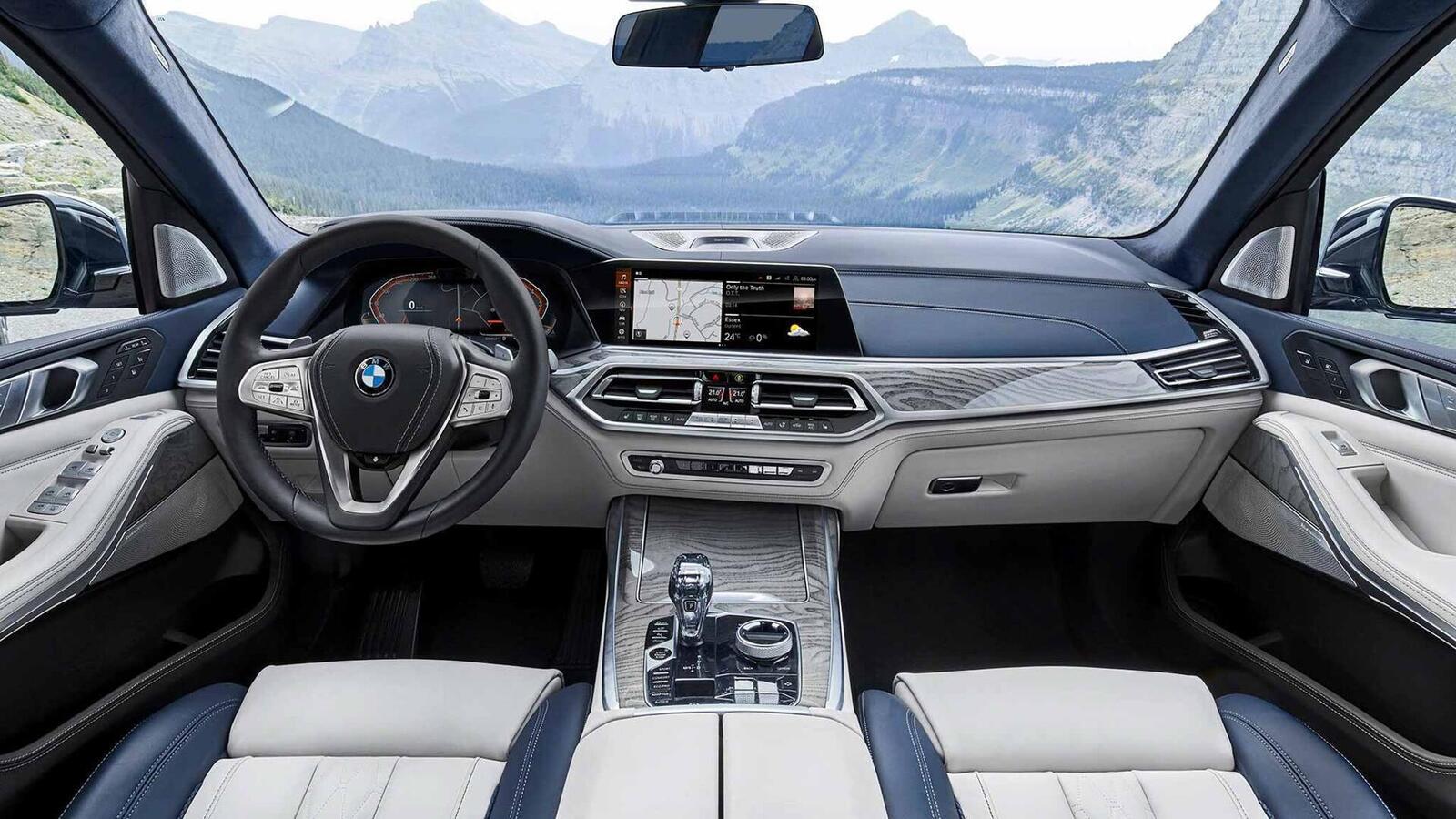 BMW X7 sắp bán tại Thái Lan; bản máy dầu M50d có giá 6,5 tỷ đồng - Hình 4