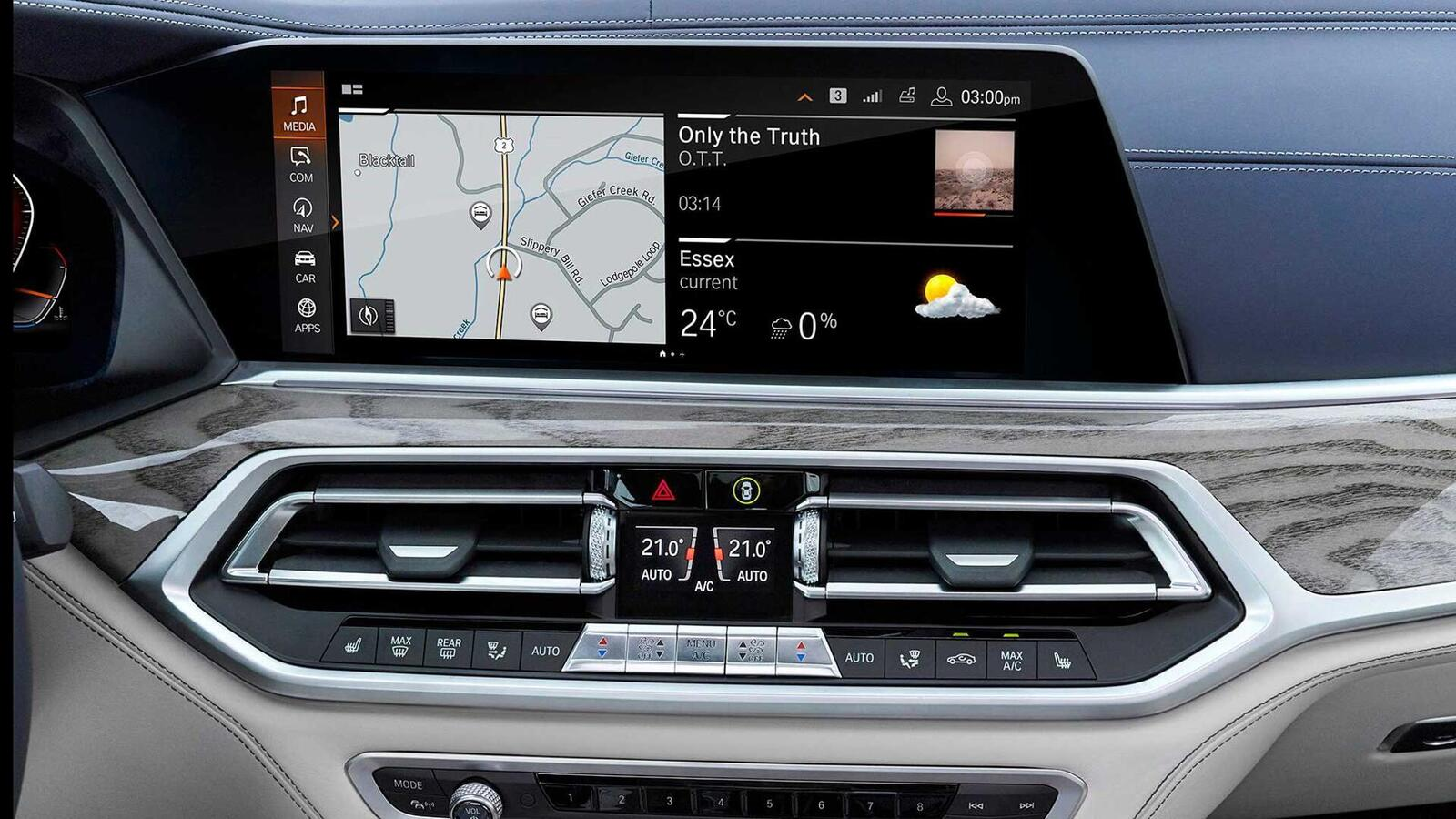 BMW X7 sắp bán tại Thái Lan; bản máy dầu M50d có giá 6,5 tỷ đồng - Hình 6