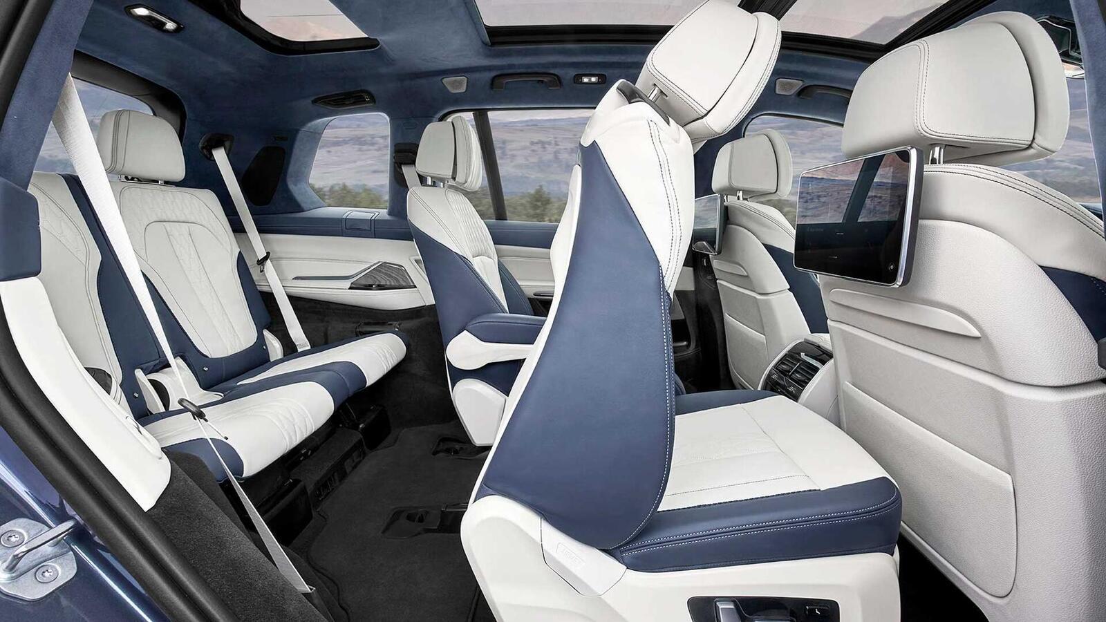 BMW X7 sắp bán tại Thái Lan; bản máy dầu M50d có giá 6,5 tỷ đồng - Hình 7
