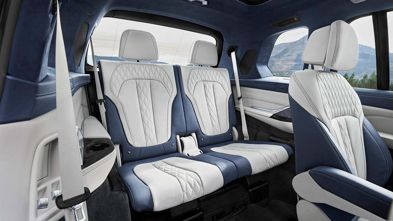 BMW X7 sắp bán tại Thái Lan; bản máy dầu M50d có giá 6,5 tỷ đồng - Hình 8