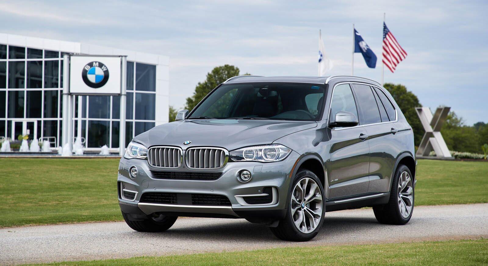 BMW X7 sẽ trình làng vào cuối năm 2018 - Hình 1
