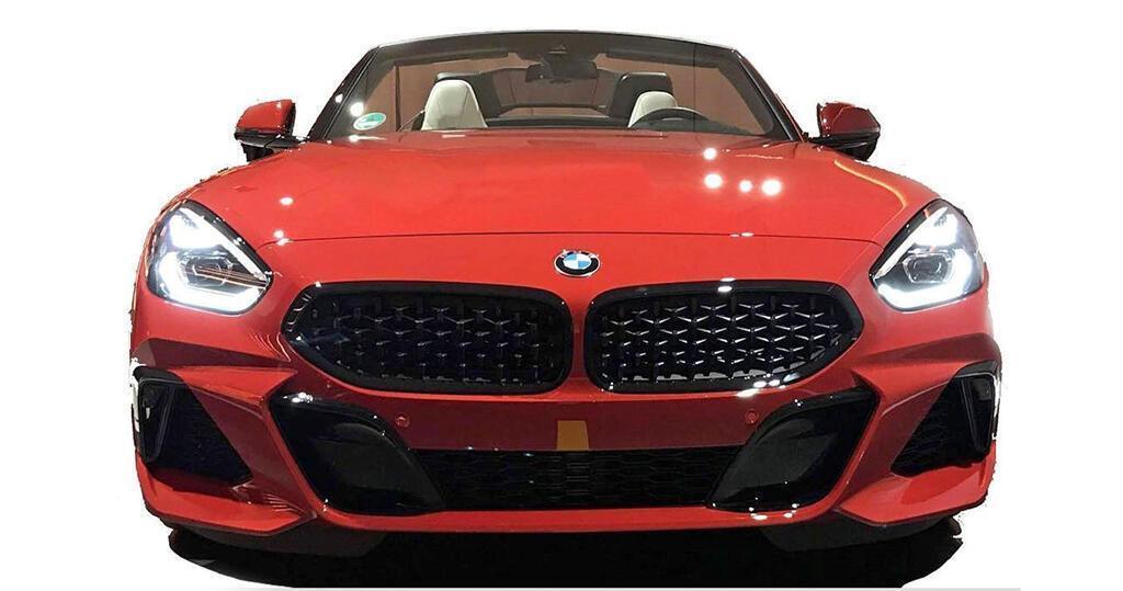 BMW Z4 2019 vừa lộ diện đã thu hút chú ý vì quá đẹp - Hình 2