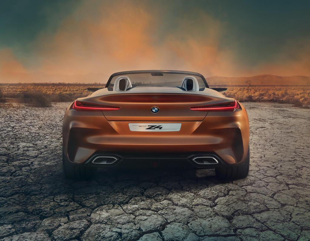 BMW Z4 2019 vừa lộ diện đã thu hút chú ý vì quá đẹp - Hình 5
