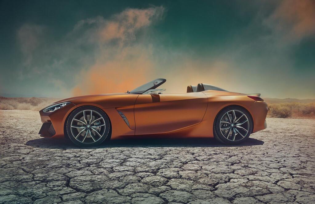 BMW Z4 2019 vừa lộ diện đã thu hút chú ý vì quá đẹp - Hình 6
