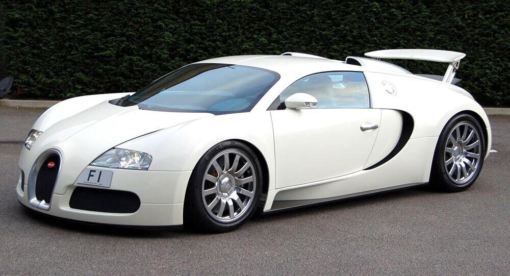 Bộ bánh mâm cũ của Bugatti Veyron có giá đắt hơn cả một chiếc Porsche 911 - Hình 1