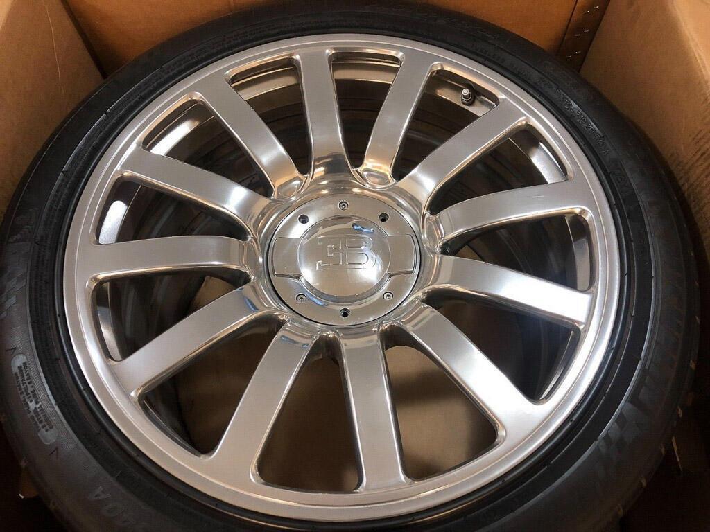 Bộ bánh mâm cũ của Bugatti Veyron có giá đắt hơn cả một chiếc Porsche 911 - Hình 11